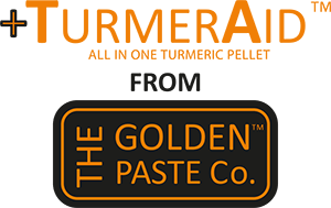 TurmerAid from the golden paste company