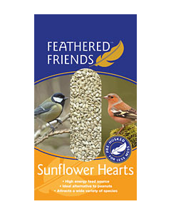Feathered Friends – Sunflower Hearts