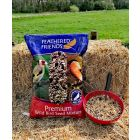 Feathered Friends – Premium Wild Bird Seed Mixture