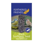 Feathered Friends – Black Sunflower Seed